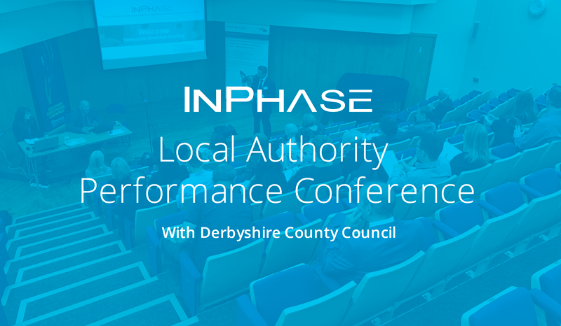 Local Authority Performance Conference 2018 with InPhase and Derbyshire County Council