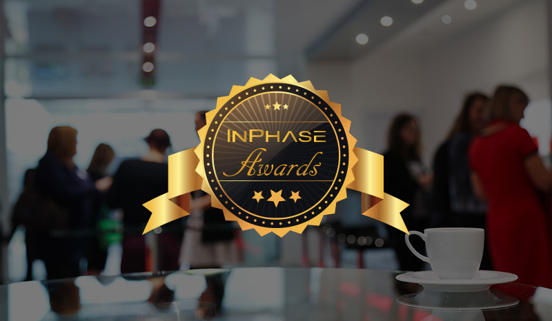 InPhase Customer Award Winners Announced!